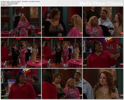 JENNA VON OY cleavage - the parkers - love potion number 83