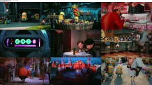 Download Despicable Me 2 (2013) 720p HDCAM 650MB Ganool