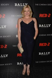 Megan Hilty - 'Red 2' Screening in NYC 7/16/13