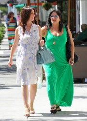 Jennifer Love Hewitt - out in Beverly Hills 7/17/13