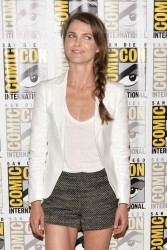 Keri Russell - 'Dawn Of The Planet Of The Apes' Press Line at Comic-Con in San Diego 7/20/13