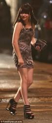 Chloe Moretz - on the set of 'The Equalizer' 7/20/13
