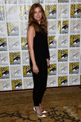 Emily VanCamp - Marvel's 'Captain America: The Winter Soldier' at Comic-Con in San Diego 7/20/13