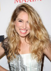 Sarah Carter - Maxim, FX & Fox Home Entertainment Comic-Con Party in San Diego 7/19/13