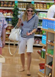 Selma Blair - Shopping in LA 7/23/13