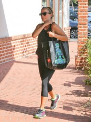 Reese Witherspoon - at the gym in Brentwood 7/24/13