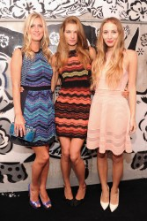 Nicky Hilton - M Missoni is for Music Summer Event in NYC 7/25/13