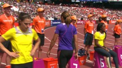 Jessica Ennis-Hill - Butt Edit - London Anniversary Games 27/07/13 - HD