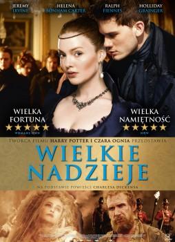 Polski plakat filmu 'Wielkie Nadzieje'