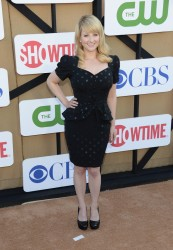 Melissa Rauch - CW, CBS & Showtime 2013 Summer TCA Party in LA 7/29/13