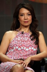 Ming-Na Wen - 'Agents of S.H.I.E.L.D.' panel 2013 Summer TCA Tour in Beverly Hills 8/4/13