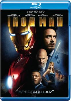 Iron Man 2008 m720p BluRay x264-BiRD