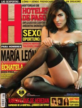 Maria Leon de Playa Limbo en la Revista H - Ago/2013