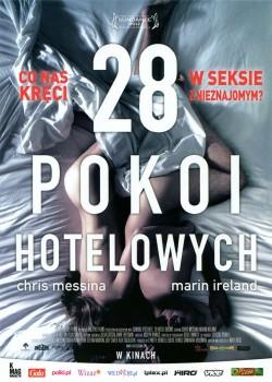 Przód ulotki filmu '28 Pokoi Hotelowych'