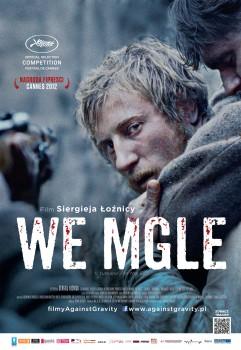 Przód ulotki filmu 'We Mgle'