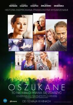 Polski plakat filmu 'Oszukane'