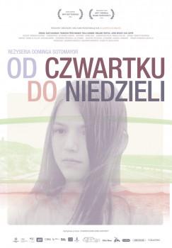 Polski plakat filmu 'Od Czwartku Do Niedzieli'