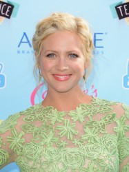 Brittany Snow - 2013 Teen Choice Awards 8/11/13