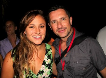 Briana Evigan - Aruba International Filmfestival *Tummy*