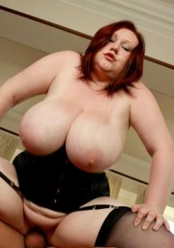 Nikki May   BBW Tits Will   Mesmerize You