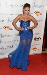 Francia Raisa - 28th Annual Imagen Awards in Beverly Hills 8/16/13