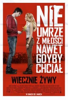Polski plakat filmu 'Wiecznie Żywy'