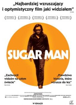 Polski plakat filmu 'Sugar Man'