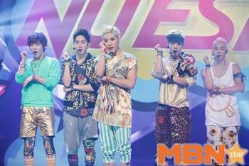 [PICS] 130822 NU'EST - @ M!Countdown|Beautiful Ghost+ 잠꼬대 450445271886166