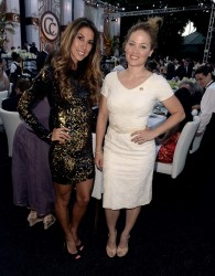 Leilani Dowding & Erika Christensen - Church of Scientology Celebrity Centre 44th Anniversary Gala in LA 8/24/13
