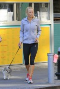 Caroline Wozniacki - Out with her mother in New York City. August 24, 2013  x20