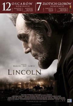 Polski plakat filmu 'Lincoln'