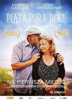 Przód ulotki filmu 'Piąta Pora Roku'