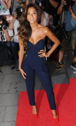 Nicole Scherzinger - The X Factor Press Launch in London 8/29/13