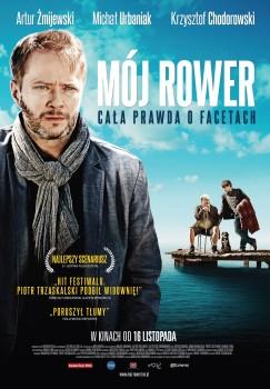 Polski plakat filmu 'Mój Rower'