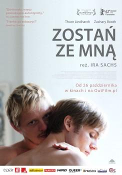 Przód ulotki filmu 'Zostań Ze Mną'