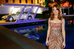Alicia Witt - attends the 70th Venice International Film Festival 8/31/13