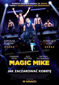 Polski plakat filmu 'Magic Mike'