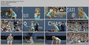 Camila Giorgi | US Open Aug 31, 2013 | Video 720p + caps