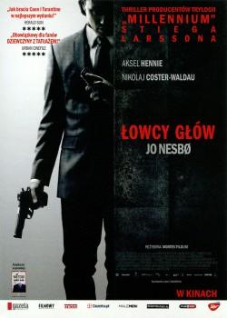 Przód ulotki filmu 'Łowcy Głów'