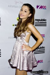 Ariana Grande - 'Yours Truly' Album release party in NYC 9/3/13