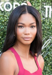 Chanel Iman - Couture Council Luncheon in NYC 9/4/13