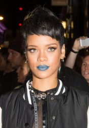 Rihanna - Launch of Rihanna for River Island 2014 collection in London 9/10/13
