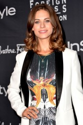 Lyndsy Fonseca - InStyle HFPA Party at the 2013 TIFF 9/9/13