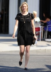 Amy Smart - out in Hollywood 9/11/13
