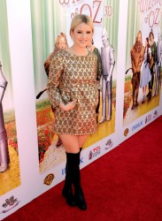 Taylor Spreitler - 'The Wizard Of Oz 3D' premiere in LA 9/15/13