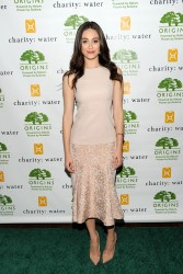 *ADDS* Emmy Rossum @ Origins Smartyplants event, NY, 16.09.13 - 4 + 9 HQ