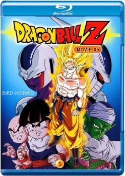 Dragon Ball Z Movie 05: Cooler's Revenge 1991 m720p BluRay x264-BiRD