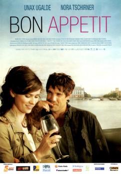 Przód ulotki filmu 'Bon Appétit'
