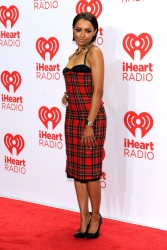 Kat Graham - iHeartRadio Music Festival in Las Vegas 9/21/13