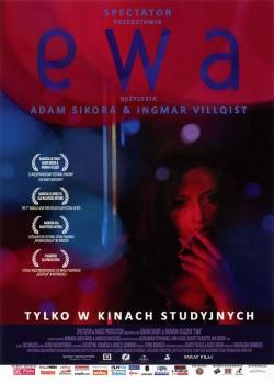 Przód ulotki filmu 'Ewa'